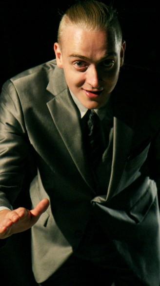 Bobby Baxter - Thomas Dudkiewicz<br/>Fotografie: Kristien Verhoeyen