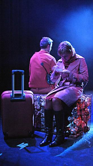LIED VAN EEN VREEMDE - Madeleen Bloemendaal<br/>Fotografie: Carry Gisbertz