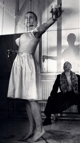 REIS NAAR DE MAAN - Noël Fischer<br/>Fotografie: Carry Gisbertz